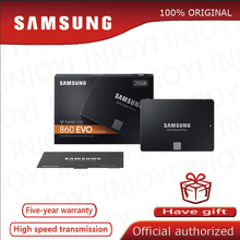 Samsung Interne Solid State Drive 860 Evo Ssd 250 Gb 500 Gb 1 Tb Sata 3 2.5 Inch Hdd Harde disk Hd Sata Iii Ssd Voor Laptop Computer