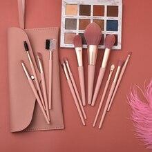 Makeup-Brushes-Set Eyeliner Blush-Foundation-Powder Beauty-Tool-Kit Cosmetic Eye-Shadow