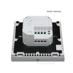Image 3 - برمجة غرفة غلاية واي فاي ترموستات التحكم في درجة الحرارة الرقمية منظم واي فاي التحكم ترموستات للغلايات الغاز