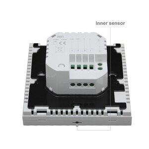 Image 3 - Régulateur numérique de température, Thermostat wi fi pour chauffe salle Programmable, commande numérique, Thermostat pour chauffe eau à gaz