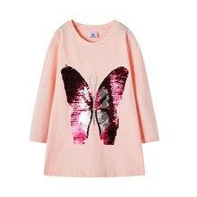 Осеннее платье для девочек от 2 до 6 лет хлопковое детское платье с длинными рукавами детские платья с принтом ананаса для девочек, модная одежда для девочек