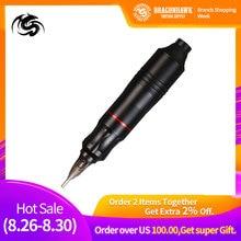 Professional Rotary Tattoo Machine Pen Motor for Liner Shader Tattoo Gun Motor Microblading Aluminum Alloy Tattoo Machine Kit цены