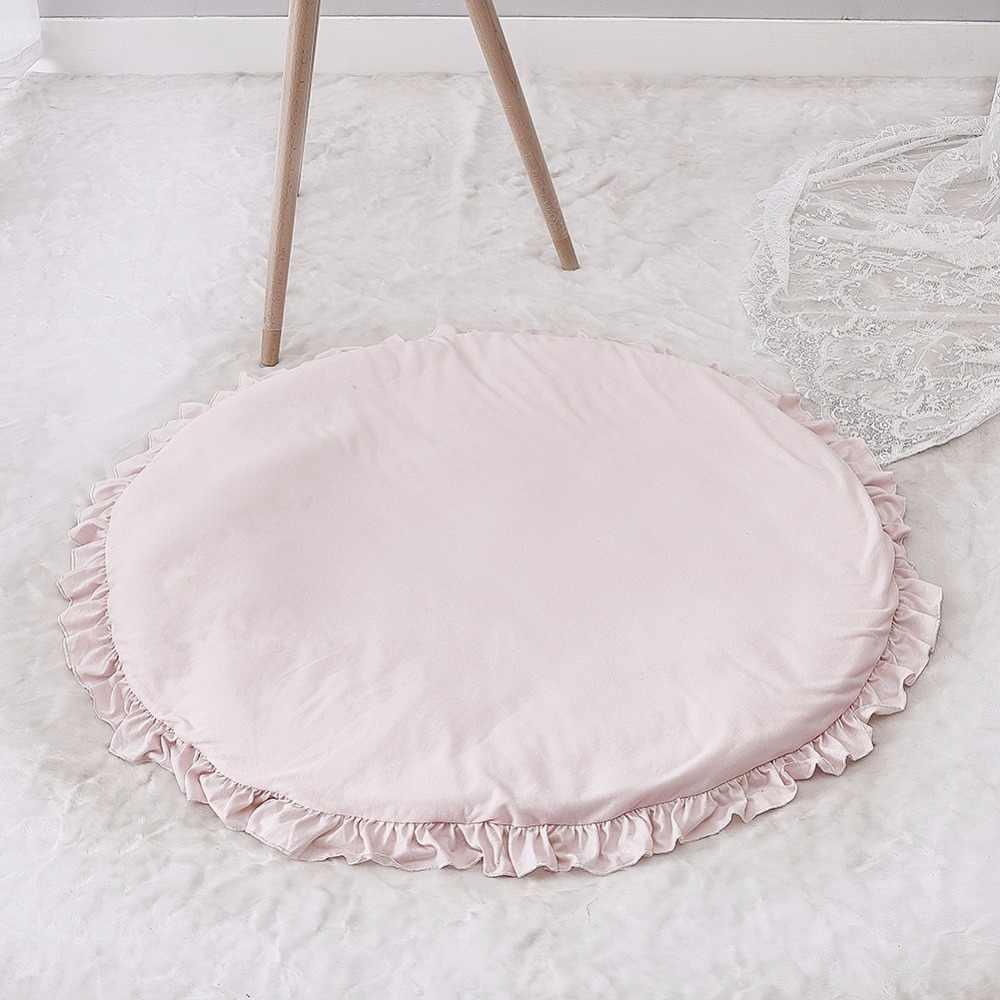 Alfombrilla de juego para bebé juguetes para niños alfombra de rompecabezas educativo Animal lindo recién nacido estera de actividad de arrastre decoración de habitación foto Prop