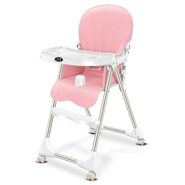Online Shop Baby Dining Chair Foldable Portable Baby Chair