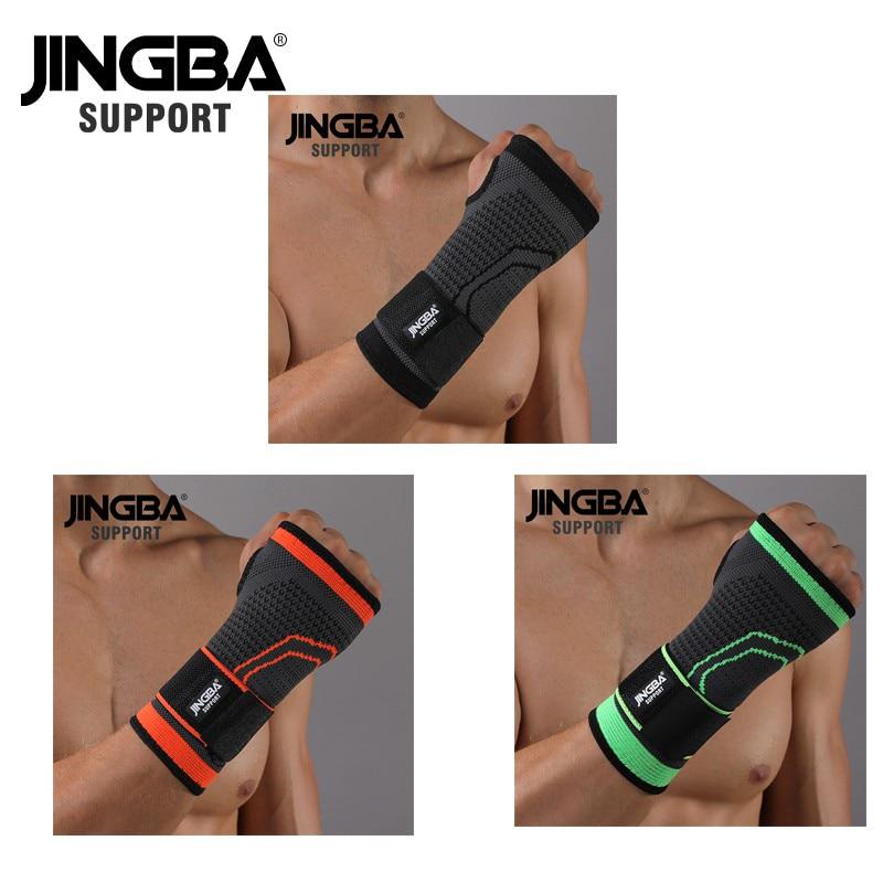 Бандаж JINGBA для поддержки лодыжек, держатель для тенниса, баскетбола, бокса, высылки, защита лодыжки для тайского бокса