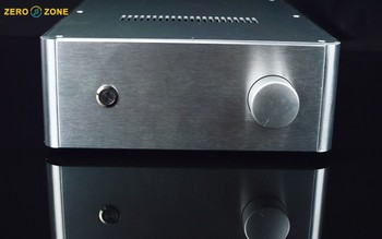 PRT05A Finished 12AX7 Tube preamplifier base on conrad-johnson CL preamp
