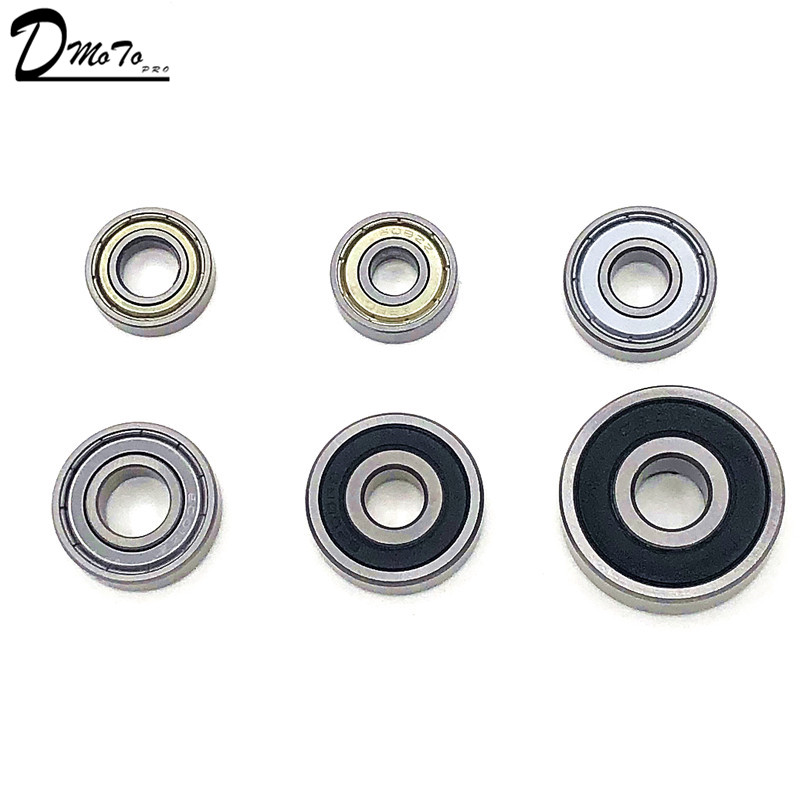 1 PCS wheel bearing 6900ZZ 608ZZ 6000 <font><b>6200rs</b></font> 6310 RS double Rubber sealing cover deep groove ball bearing image