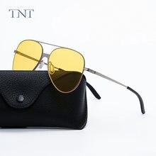 Tnt поляризационные солнцезащитные очки для мужчин зеркальные