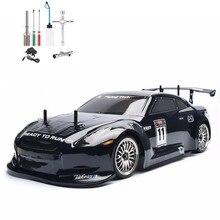 HSP RC автомобиль 4wd 1:10 на дороге гоночный двухскоростной Дрифт автомобиль игрушки 4x4 Нитро Газ мощность высокая скорость хобби Дистанционное управление автомобиль