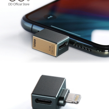 Otg-Adapter Typec Apply-Usbc Ddhifi Tc28i Light-Ning To Ios-Devices Decoding-Cables/decoders