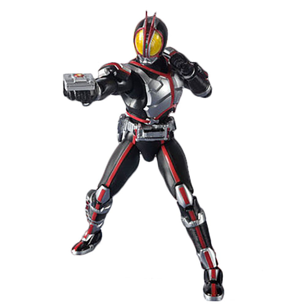 Image 4 - Masked Rider 555 20th anniversary Kamen Rider Faiz Action Figure Model Toys PVC 15CM Collection Gifts Desktop DecorationAction & Toy Figures   -