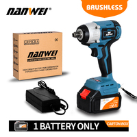 Easy Operating 21 Volt Electric Impact Wrench