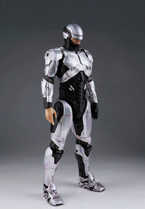 ThreeZeroo Eclusive Scale 1/6th Robocoerp Mechanical police RC-1.0 2014 Collectible Figure Unopened(China)