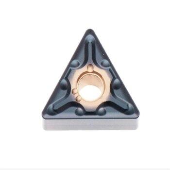 10pcs TNMG160408-MA UC5115 CNC קרביד מוסיף חוט הפיכת כלי מכונת חיתוך כלים כרסום קאטר