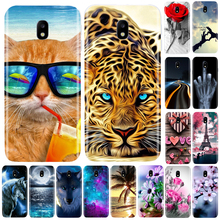 Case For Samsung Galaxy J5 2017 Case Soft Silicon TPU Back Cover Phone Case For Samsung