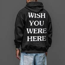 Travis Scotts ASTROWORLD Hoodies Man 자수 편지 인쇄 Swag WISH YOU WERE HERE Hoodie Plus US 사이즈 S-XXL(China)