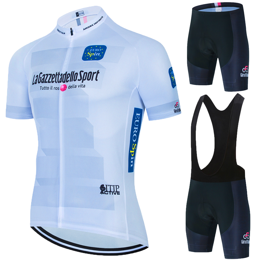 2021 Team STRAVA Cycling Jersey Bike Wear clothes Quick-Dry MTB bib gel Sets Clothing Ropa Ciclismo uniformes Maillot Sport Wear
