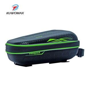 Image 3 - Sac de vélo étanche de grande capacité, sacoche Portable pour cyclisme, Tube avant, Sports de plein air, mince, avec accessoires