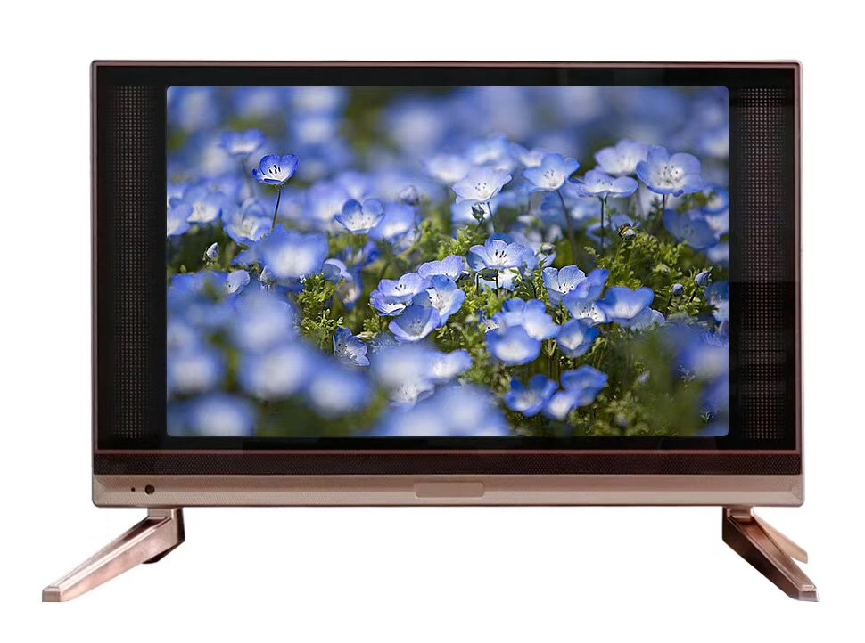 21.5'' inch lcd monitor 1024*768p and multi language TV DVB t2 LED television TV title=