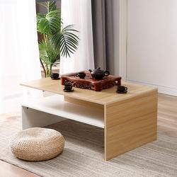 كافيه طاولات أثاث طاولة شاي مجلة رف طبقة مزدوجة غرفة المعيشة خزينة ملابس خشبية مستطيل غرفة نوم مكتب حديث أسود