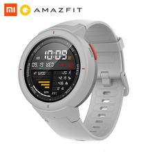 Huami Amazfit Verge Sport Smart Watch 3 GPS Bluetooth Music Play Call Answer Message Push Heart Rate Monitor
