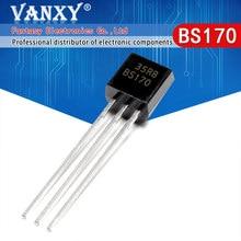 10 шт. BS170 TO-92 TO92 Новый триодный транзистор