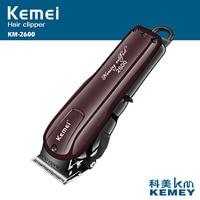 KM2600 다기능 직업 헤어 클리퍼 헤어 트리머 전기 수염 트리머 헤어 커팅 머신 트리머 워셔블