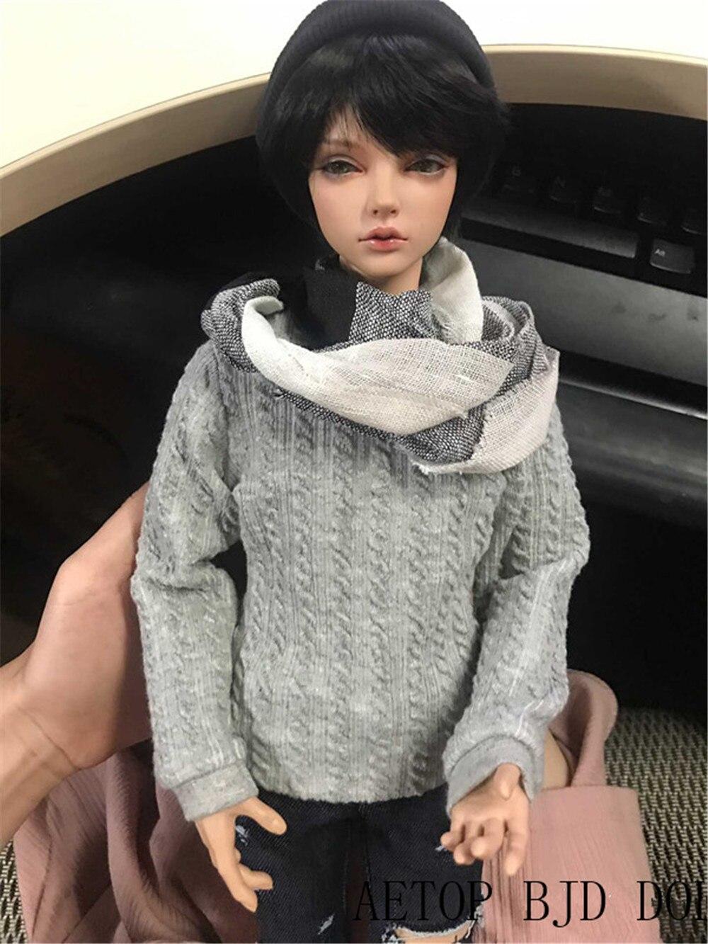 Aetop bjd boneca 1/4 danny bebê masculino de alta qualidade resina produção