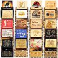 Музыкальная шкатулка «Парк Юрского периода», «Ты мой Солнечный свет», деревянная рукоятка, музыкальный Рождественский подарок, подарок на ...