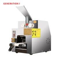Massa de massa de bolinho comercial automática que faz a máquina de bolinho/wonton que faz a máquina|Processadores de alimentos|Eletrodomésticos -