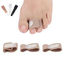 1 шт разделитель для пальцев ноги исправление вальгусной деформации