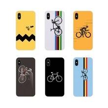 Accesorios fundas de teléfono fundas para samsung galaxy s3, S4 y S5 Mini S7 S6 Edge S8 S9 S10 Lite Plus Note 4 5 8 9 bicicleta deporte