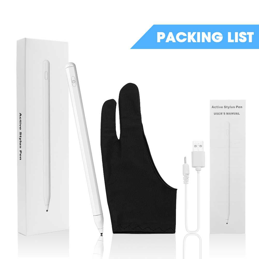 Đa Năng Stylus Dành Cho Xiaomi Huawei Samsung iPhone iPad 9.7 Máy Tính Bảng Mini Bút Cảm Ứng Cho iPad Bút Chì Bút Apple Cho Apple bút Chì 2 1