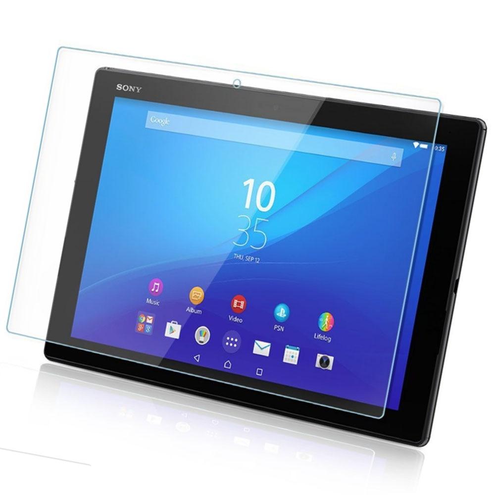 9H Tempered Glass For Sony Xperia Z2 Z4 Tablet 10.1 SGP541 Screen Protector Protective Glass Film for Z3 Z4 Tablet SGP771 SGP712|Tablet Screen Protectors|   - AliExpress