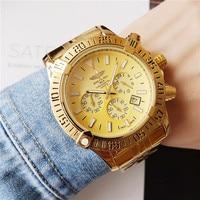 Breitling high end brand quartz wrist watch for men watch for women watch classic fashion watch 07