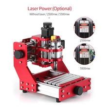 Machine de gravure Laser CNC routeur Mini Laser graveur outil Kit Pcb bois fraisage 1310 métal fraiseuse bois routeur