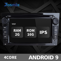 2Din Android9.0 Car No DVD Player For Opel Vectra C Zafira B Corsa D C Astra H G J Meriva Vivaro Multimedia GPS Navigation Radio
