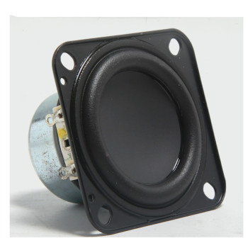 SOTAMIA 2Pcs Mini Audio Full Range Speakers 4 Ohm 10W Rubber DIY Music Bluetooth Speaker Computer Home Theater Loudspeaker