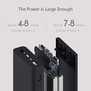 Image 4 - Xiaomi ZMI Power Bank 20000MAh QB822 3 Cổng USB Loại C 27W PD Nhanh Sạc Di Động Powerbank 20000 Bên Ngoài pin Poverbank