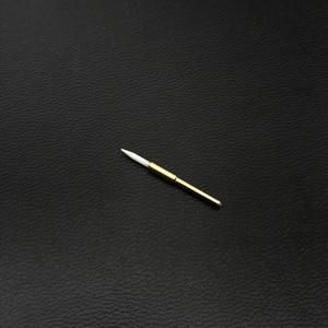 Image 2 - 1 Pcs Teeth Whitening Dental Chirurgische Tandheelkundige Keramische Zachte Tissue Trimmer/Trimmen Dental Implant Tool 21Mm/23mm