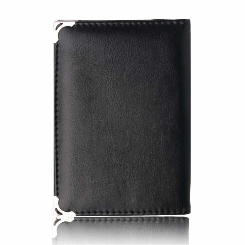 2019 дорожный Бизнес ПУ кожаный чехол для паспорта для женщин и мужчин Россия США паспорта держатель кредитной карты чехол бумажник для документов водителя