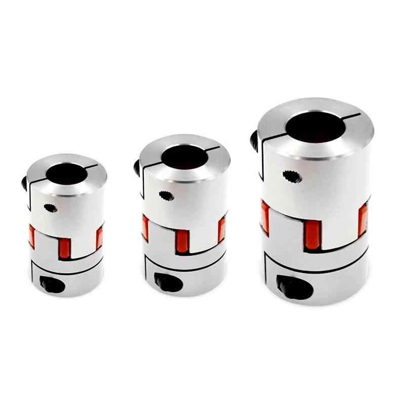 1 flexible 10x12.7mm coupler coupling CNC ballsrew and stepper servo motor shaft