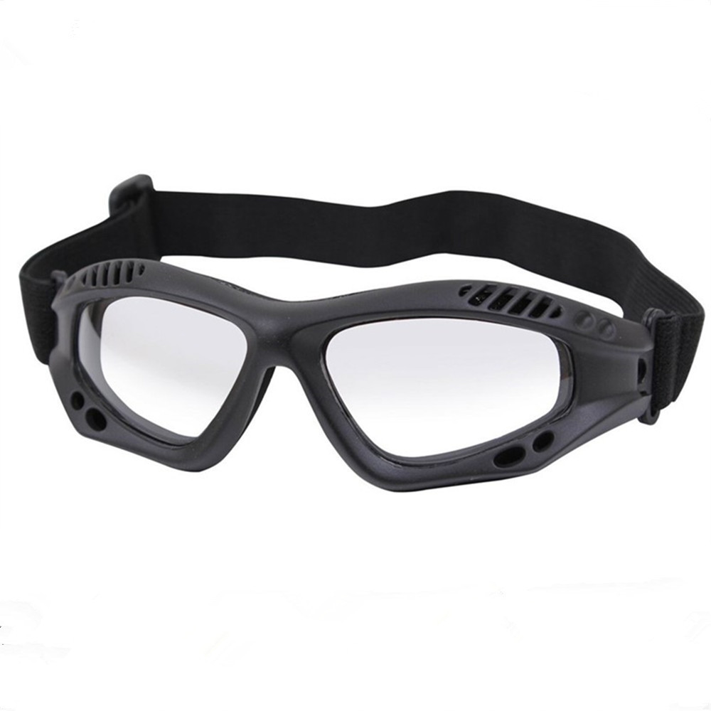 Military Version Of CS Bulletproof Goggles Special Forces Shooting Only Glasses Explosion-Proof Tactical Eye-protection Goggles
