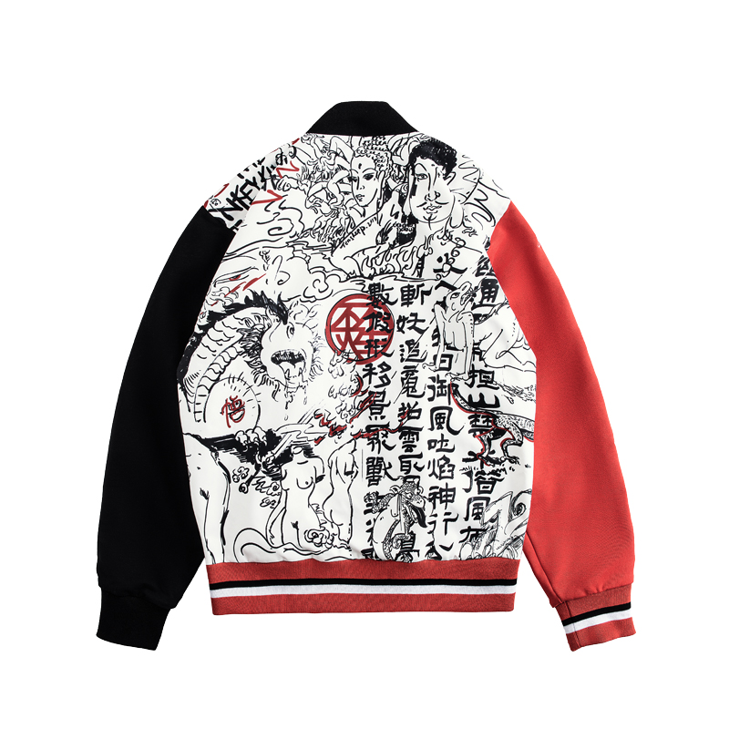 Men's  Jacket Streetwear Hip Hop Flight Jacket Harajuku Jacket Men Brand WOOKONG  Jacket Limited Edition Casual Fashion Jacket