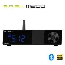 ЦАП smsl m200 ak4497eq dac bluetooth аудио 50 Поддержка 32 бит/768