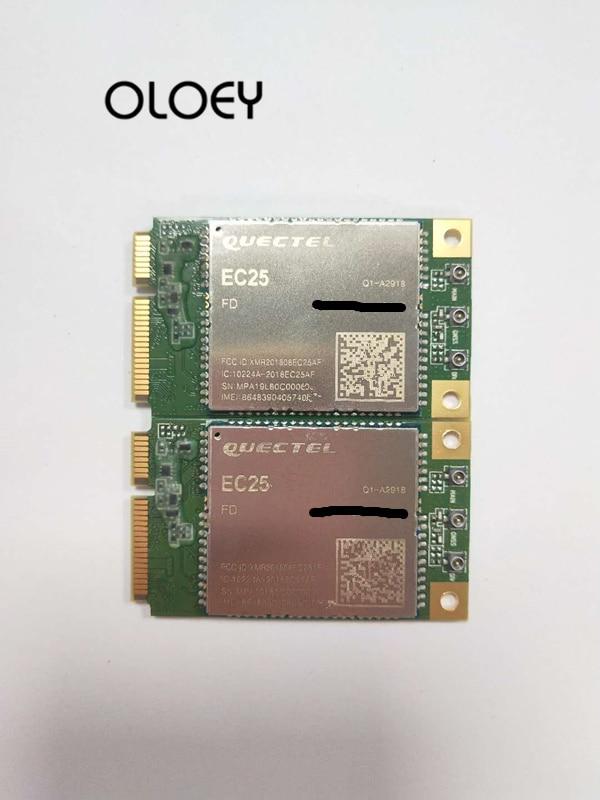 EC21-J MINIPCIE Lte Module  4G Module ,CAT1 Japan Band ,Contains The Card Slot,100% Brand New Original