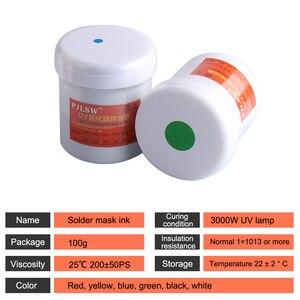 Супер PCB УФ Фоточувствительный чернила, зеленый, белый, Буле, красный, черный, маска для припоя УФ чернила, которые PCB UV изгибаемый припой сопротивляется чернилам,