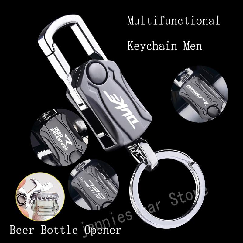 Металлический многофункциональный брелок для ключей KTM Adventure 790 990 1050 1090 1190 1290 125 SUPER ADVENTURE R Duke 200 250 39