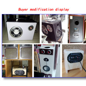 Image 5 - Kyyslb JW A8 100 ~ 200 w 가정용 오디오 차량용 앰프 12v24v220v 발열 클래스 서브 우퍼 전력 증폭기 보드 카드 usb 원격 제어