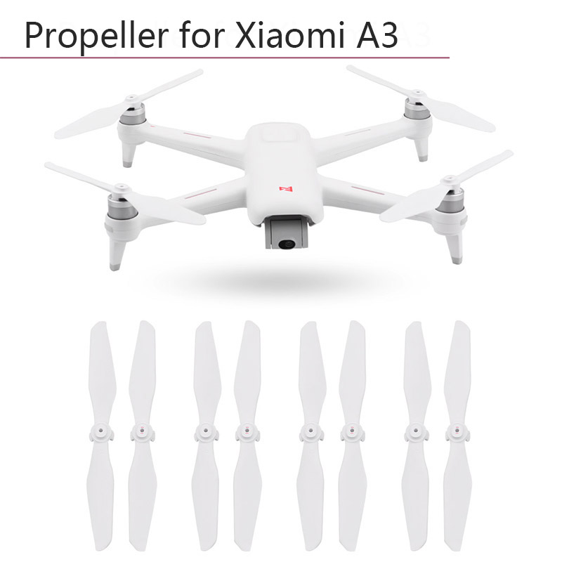 4pc Durable Quadcopter Quick-release CW CCW Propeller RC Camera Drone Blades Props FPV Spare Part for Xiaomi FIMI A3 Accessories